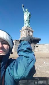 Bianca Statue