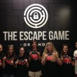 A group of Prowl reporters at The Escape Game in Orlando.